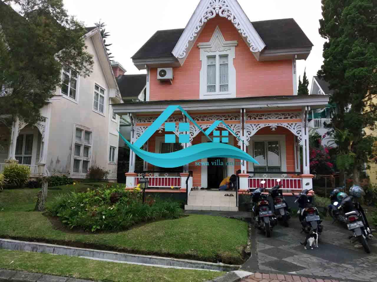 Sewa Villa 2 Kamar di Puncak