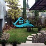 Villa Puncak Murah Fasilitas Kolam Renang