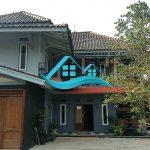 Villa Cipanas Puncak 5 Kamar Ada Kolam Renang