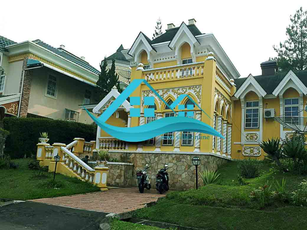 villa kota bunga 3 kamar