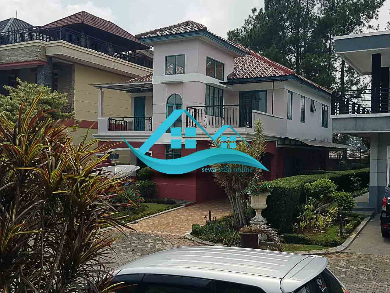 Villa Seruni Minimalis 5 Kamar