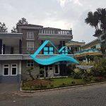 Sewa Villa Kota Bunga 5 kamar