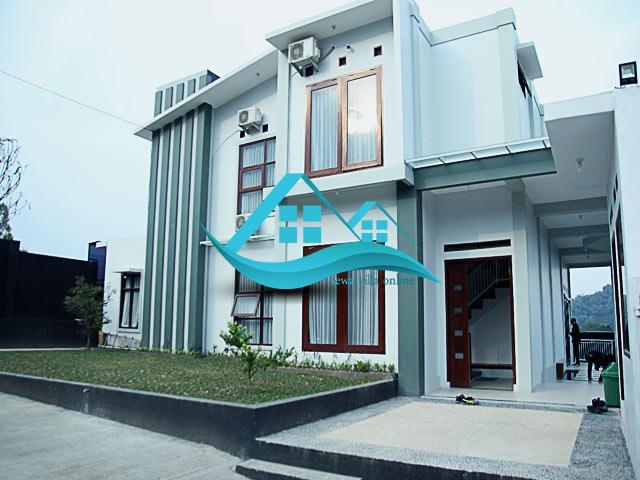 villa di puncak murah