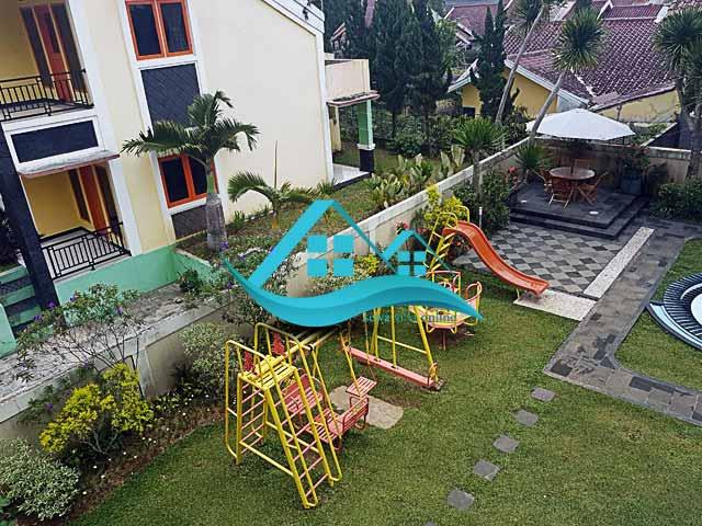 villa orchid puncak graha santoso