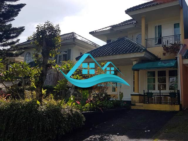 puncak resort villa