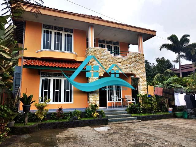 villa murah puncak