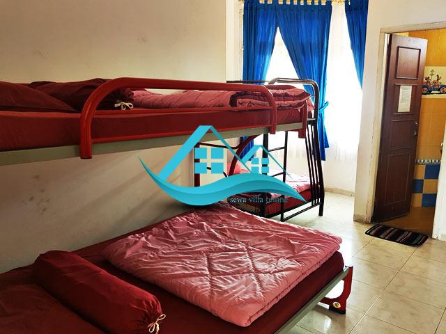 puncak resort cipanas villa rinjani 7 kamar