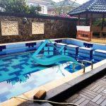 Sewa Villa di Puncak Murah ada Kolam Renang - Villa Arjuna