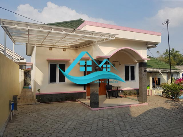 Villa 2 Kamar di Puncak