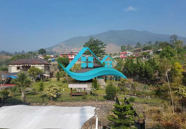 villa untuk gathering di puncak