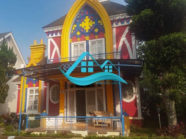 Villa Kota Bunga 4 Kamar
