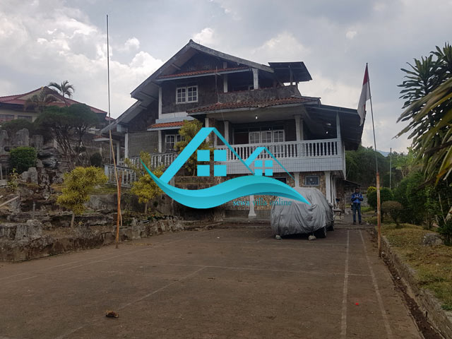 Villa Murah di Puncak 4 kamar Tidur