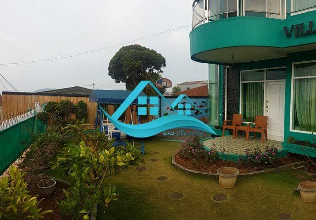 sewa villa di cipanas