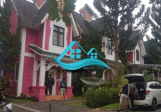 villa kota bunga 2 kamar